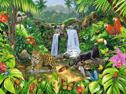 Ravensburger A dzsungelben 500 db-os (14561)