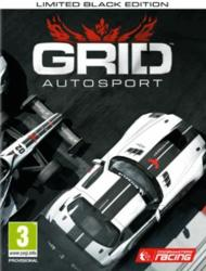 Codemasters GRID Autosport [Limited Black Edition] (PC)