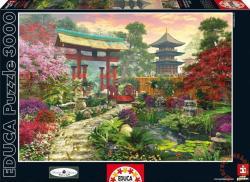 Educa Japán kert 3000 db-os (16019)