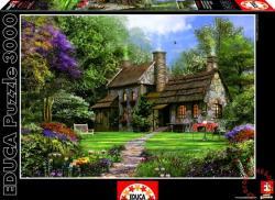 Educa D. Davison: Cottage 3000 db-os (15169)