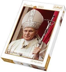 Trefl II János Pál pápa - 1983. 260 db-os (13179)
