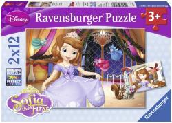 Ravensburger Disney Szófia hercegnő 2x12 db-os