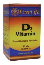 EverLife D3-vitamin (30db)