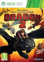 Namco Bandai How to Train Your Dragon 2 (Xbox 360)