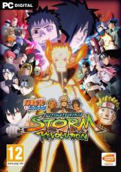 Namco Bandai Naruto Shippuden Ultimate Ninja Storm Revolution (PC)