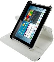 4World Rotary for Galaxy Tab 2 7.0 - White (09112)
