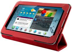 4World Folded Case for Galaxy Tab 2 7.0 - Red (09109)