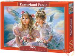 Castorland Mennyei sugallat 500 db-os (B-51762)