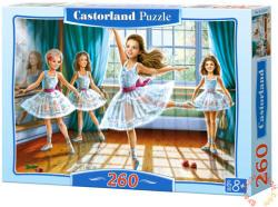 Castorland Kis balerinák 260 db