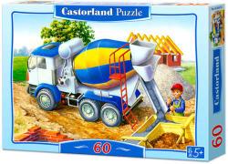 Castorland Betonkeverő 60 db-os (45012)