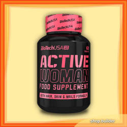 BioTechUSA Active Woman (60db)