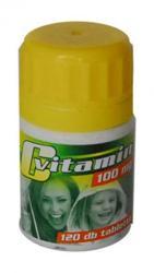 Innopharm C-Vitamin 100mg 120db