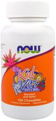 NOW Kid Vits multivitamin - 120 db