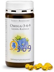 Sanct Bernhard Lenmagolaj Omega 3-6-9 Kapszula (180db)