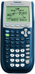 Texas Instruments TI-84 Plus (TI014352)