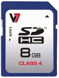 V7 SDHC 8GB Class 4 VASDH8GCL4R-2E