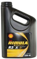 Shell Rimula R3 X 15W40 4L