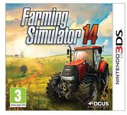 Focus Home Interactive Farming Simulator 14 (3DS)