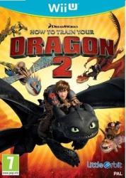 Namco Bandai How To Train Your Dragon 2 (Wii U)