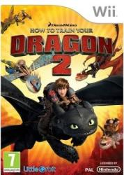 Namco Bandai How to Train Your Dragon 2 (Wii)