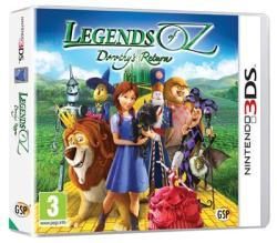 Avanquest Software Legends Of Oz Dorothy's Return (3DS)