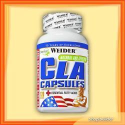 Weider CLA Capsules - 120 caps