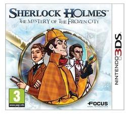 Focus Home Interactive Sherlock Holmes The Mystery of the Frozen City (3DS)