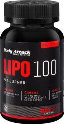 Body Attack Lipo 100 - 60 caps