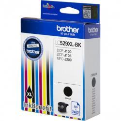 Brother LC529XL-BK Black