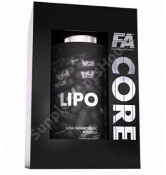 Fitness Authority Lipo Core - 120 caps