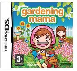 Majesco Gardening Mama (Nintendo DS)