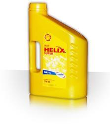 Shell Helix Diesel Super 15W40 4L