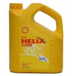 Shell Helix Super 15W40 4L