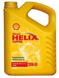 Shell Helix Super 20W50 4L