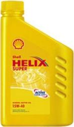 Shell Helix Super 15W40 1L