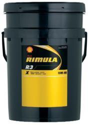Shell Rimula R3 X 15W40 KEG 55L