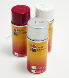Marabu Festék Spray 150ml Selyemfényű Fekete
