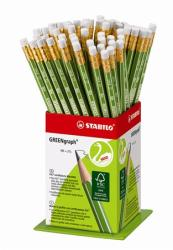 STABILO Grafitceruza Greengraph radírral HB (TST600460HB)