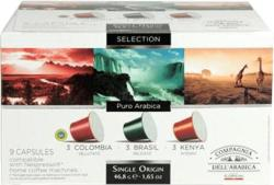 Compagnia dell' Arabica Selection of Single Origin 9 (DAR057)