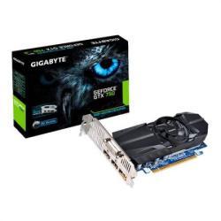 GIGABYTE GeForce GTX 750 OC 2GB GDDR5 128bit PCIe (GV-N750OC-2GI)