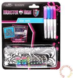 Starpak Monster High szinezhető tolltartó (282702)