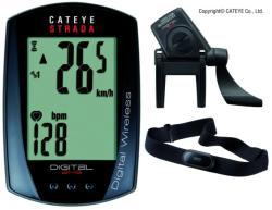 CatEye Strada Wireless Digital RD430DW