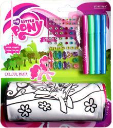 Starpak My Little Pony színezhető tolltartó (267897)