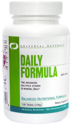 Universal DAILY FORMULA - 100 db