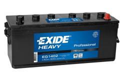 Exide HD 140Ah 900A Jobb+ EG1402