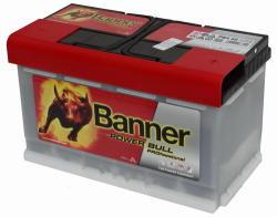 Banner Power Bull Professional 84Ah 700A Jobb+