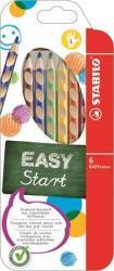 STABILO Színes ceruza EasyColours 6db