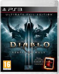 Blizzard Diablo III Reaper of Souls [Ultimate Evil Edition] (PS3)