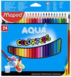 Maped COLOR' PEPS Akvarell ceruza 24db