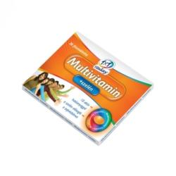 1x1 Vitaday Multivitamin+Szelén tabletta (30db)